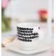 Šálek na espresso s podšálkem Oiva Siirtolapuutarha 0,05l
