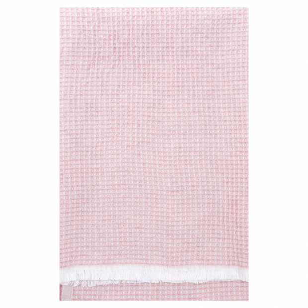Osuška Laine 85x175, růžová