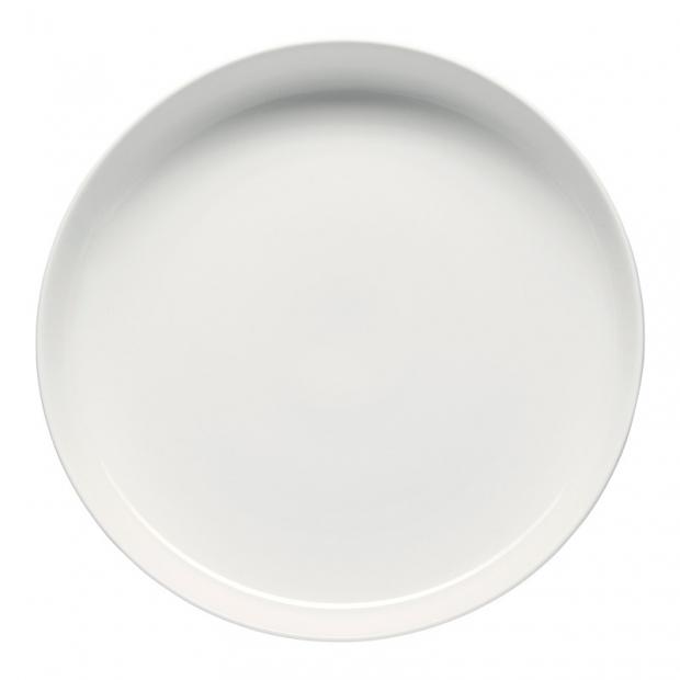 Servírovací talíř Oiva 32cm, bílý