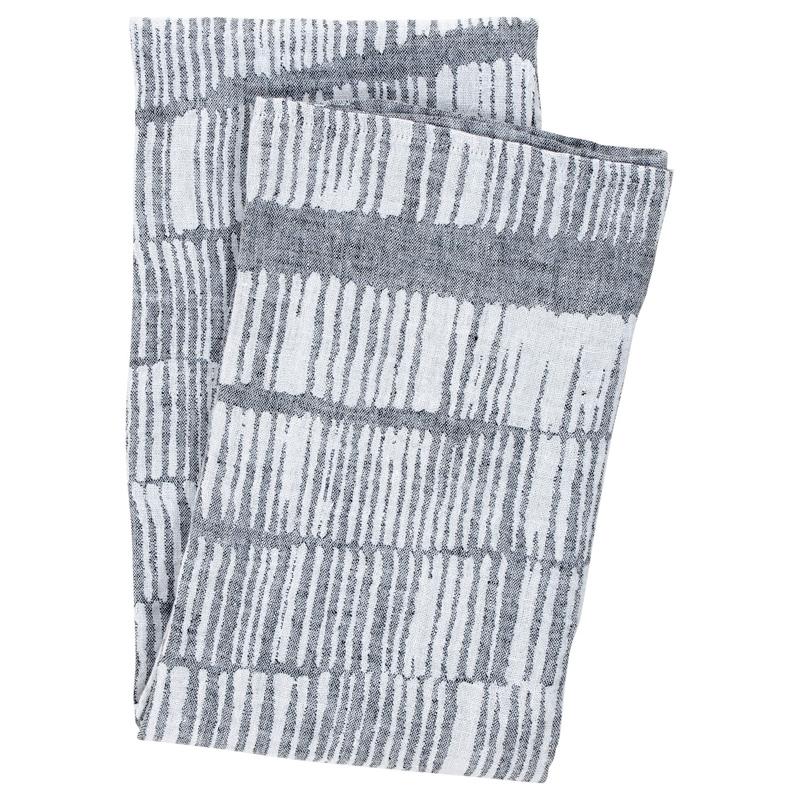 Osuška Uitto 95x180, šedá