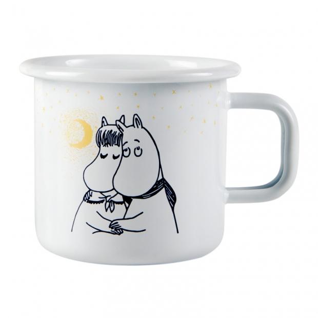 Hrnek Moomin Winter romance 0,37l