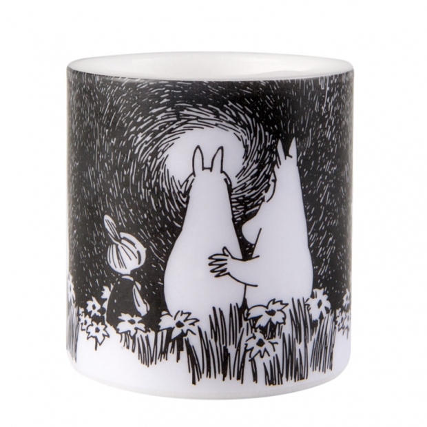 Svíčka Moomin Moonlight 8cm
