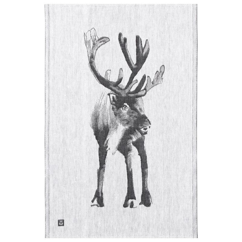 Utierka Poro 46x70, sivo-čierna