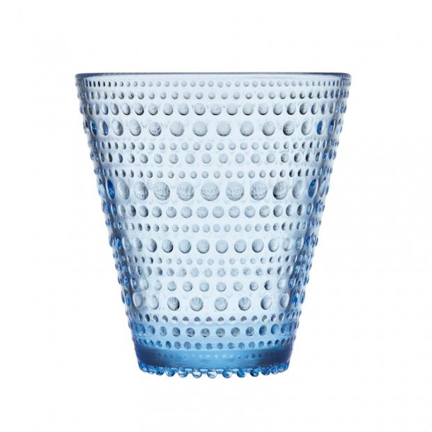 Poháre Kastehelmi 0,3l, 2ks, modré aqua