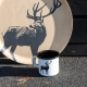 Hrnek Deer 0,37l