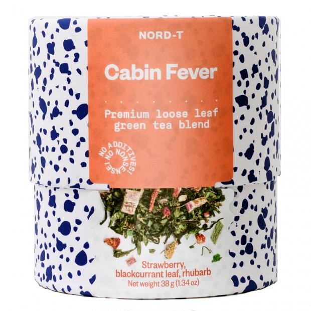 Sypaný čaj Cabin Fever 38g