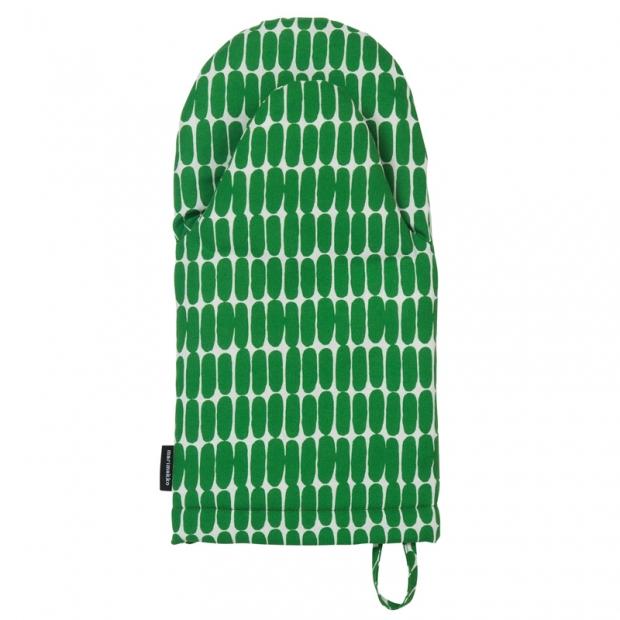 Kuchyňská chňapka Alku, zelená
