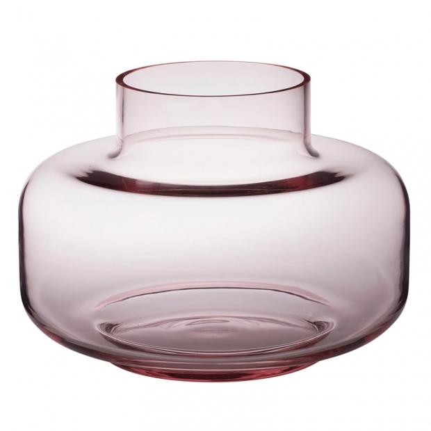 Váza Urna, růžová