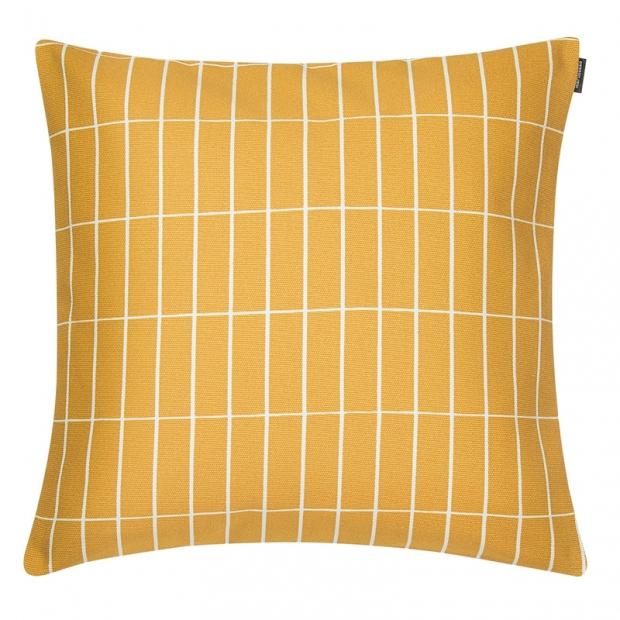 Obliečka na vankúš Pieni Tiiliskivi 40x40, žltý