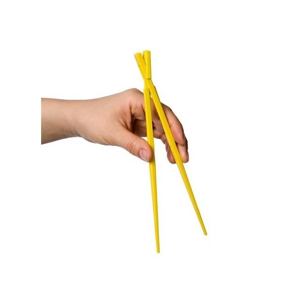 Jídelní hůlky Kitastick, žluté