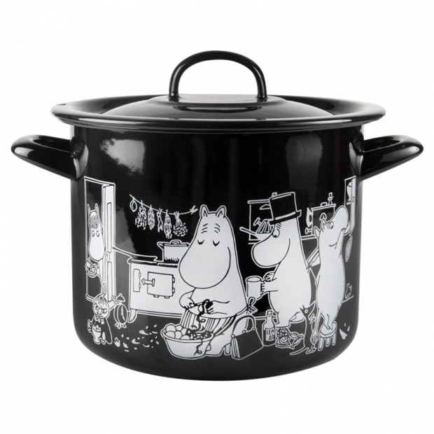 Hrnec Moomins in the Kitchen 3,5l