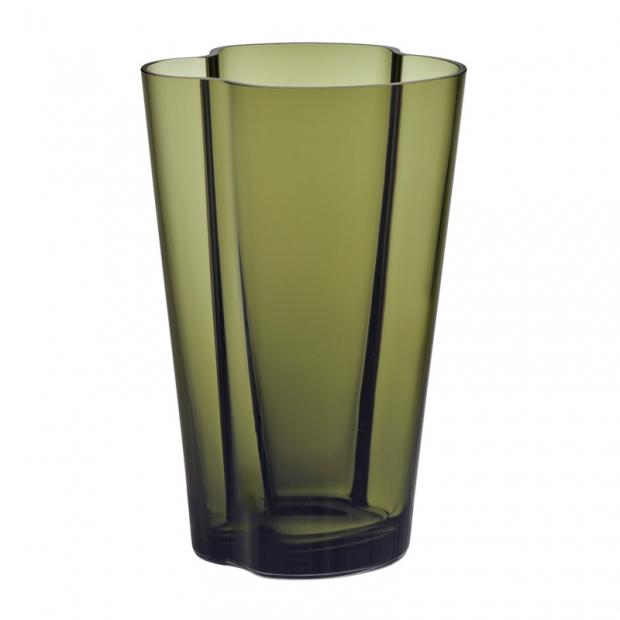 Váza Alvar Aalto 220mm, machová