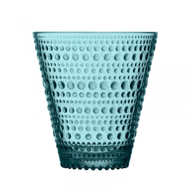 Poháre Kastehelmi 0,3l, 2ks, sea blue