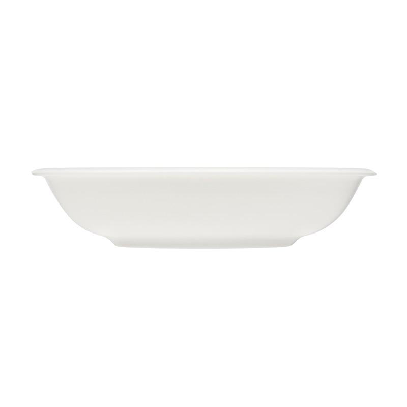 Hluboký talíř Raami 22cm, bílý