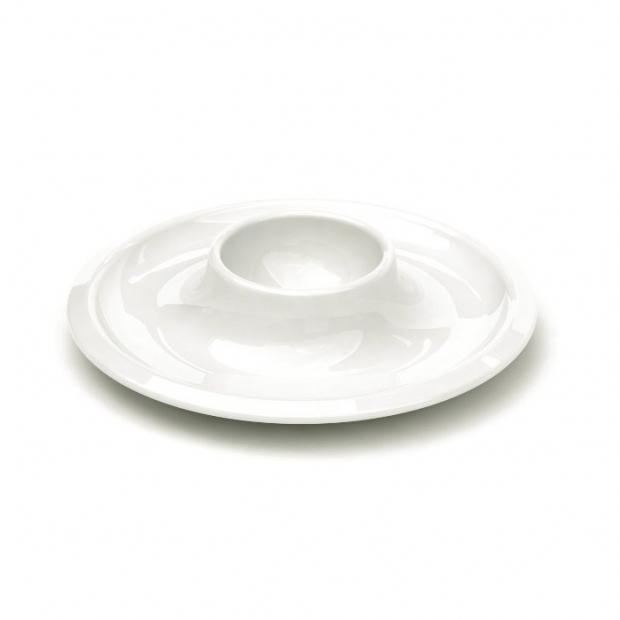 Stojan na vejce Raami, 2ks, bílý