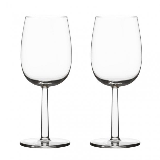 Sklenice na bílé víno Raami 0,28l, 2ks