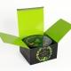 Abies Organic peelingový krém 200ml, živica