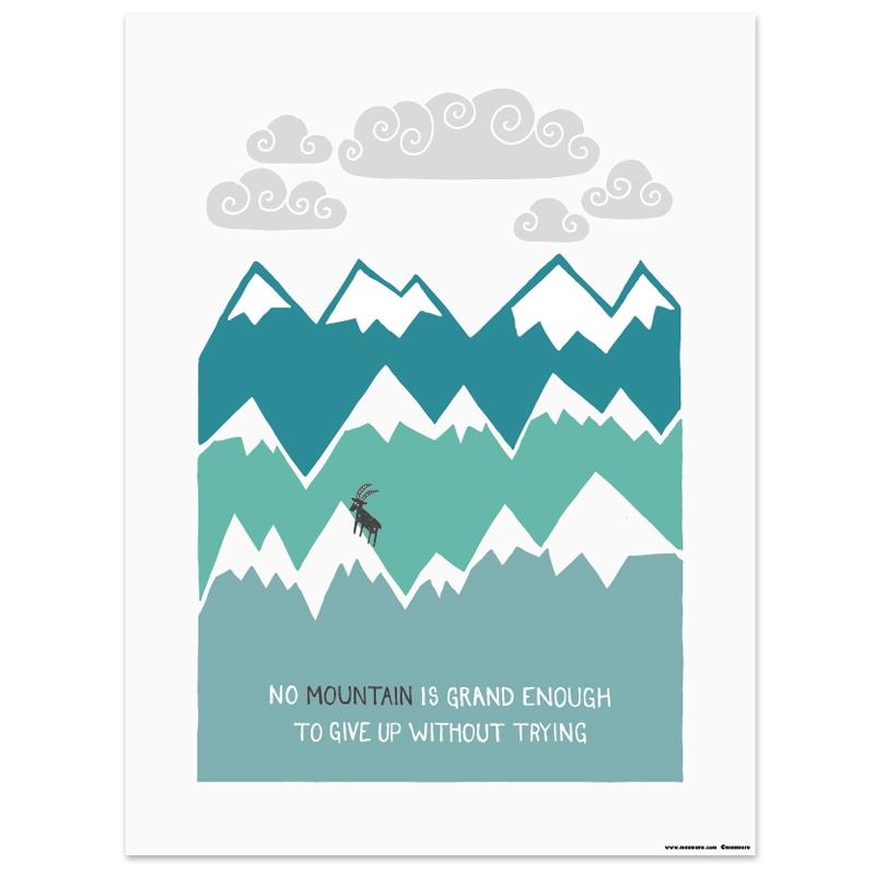 Plakát Himalaya A3