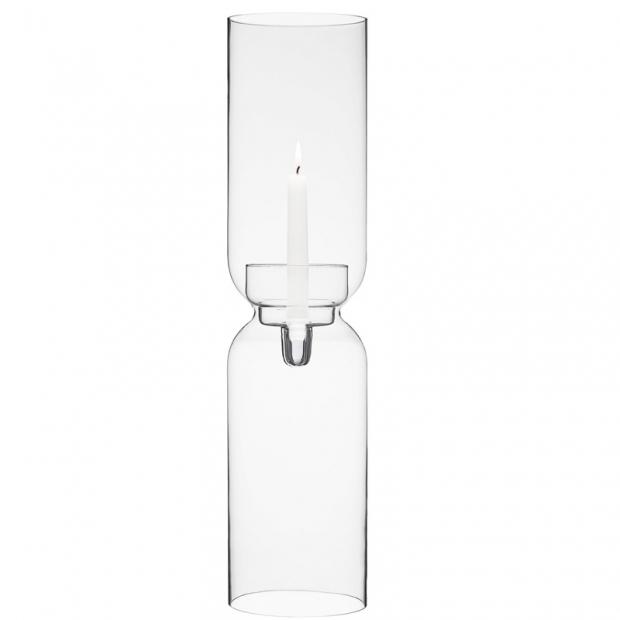 Svietnik Lantern 60cm, číry