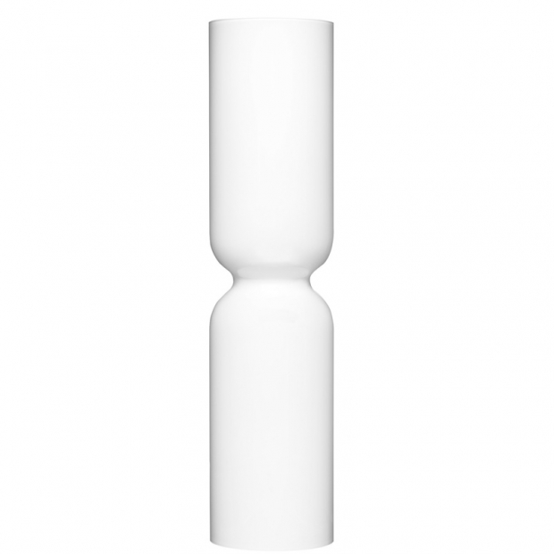 Svícen Lantern 60cm, bílý