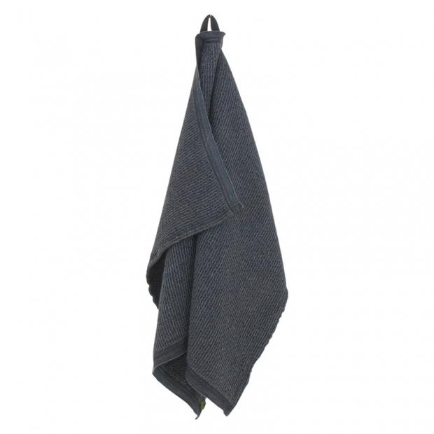 Ručník Terva 48x70, tmavě šedý
