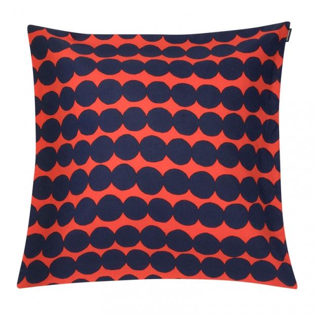 Obliečka na vankúš Räsymatto 50x50, oranžový