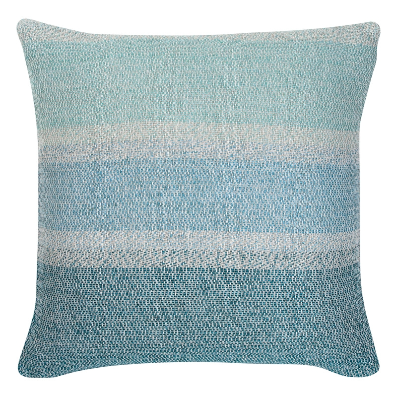 Obliečka na vankúš Ruoste 45x45, ľan-modrá