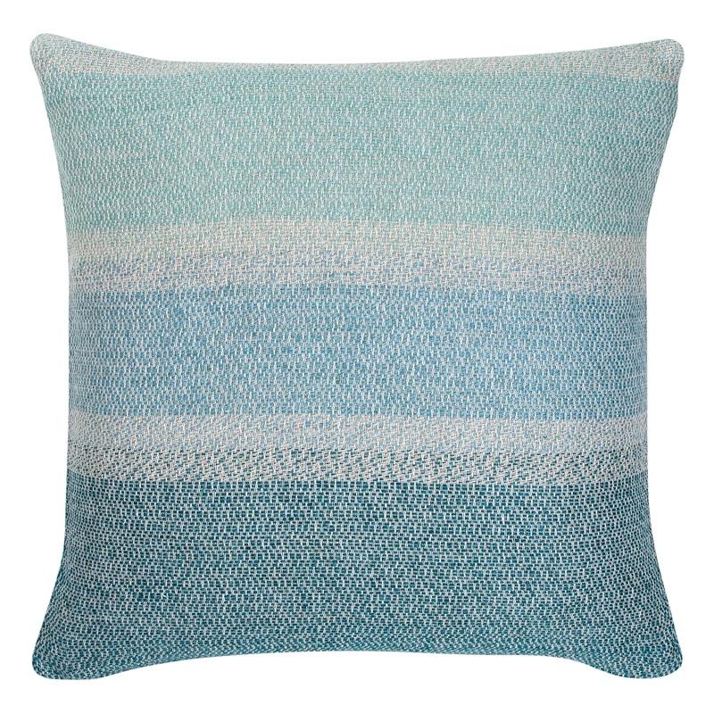 Povlak na polštář Ruoste 45x45, len-modrá
