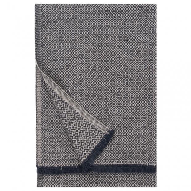 Merino deka Koli 135x170, béžovo-černá