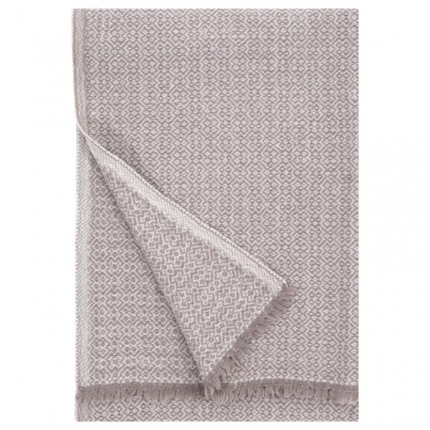 Merino deka Koli 135x170, béžovo-biela