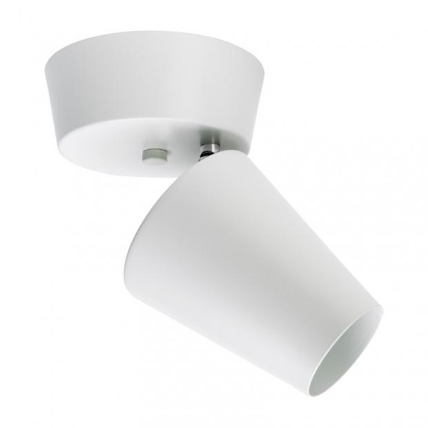 Stropní bodová lampa Tuike, bílá