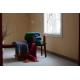 Mohérová deka Revontuli 130x170, zeleno-čučoriedková