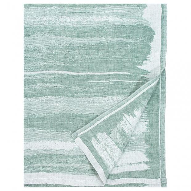 Ručník Joki, bílo-zelená aspen