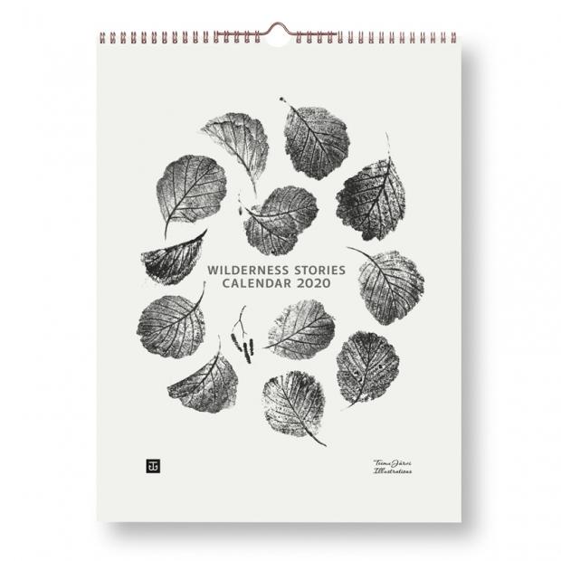 Kalendář 2020 Wilderness Stories 30x40