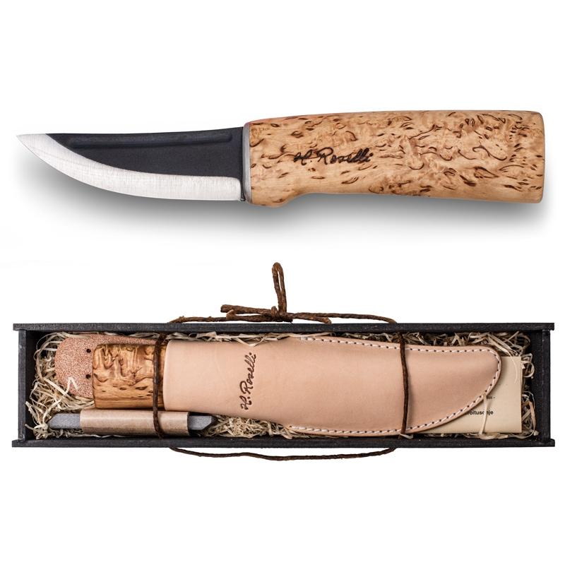 Finský nůž Roselli 23cm / dárkový set