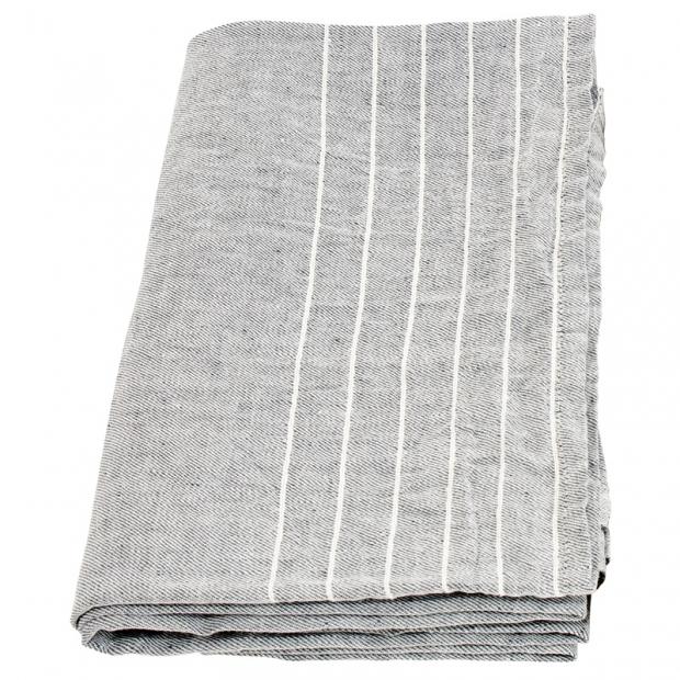 Ručník Kaste, šedo-bílý