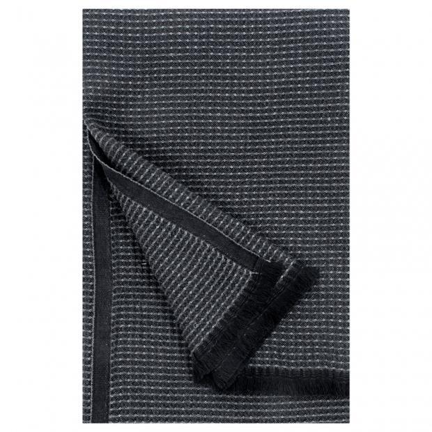 Ručník Laine, tmavě šedý