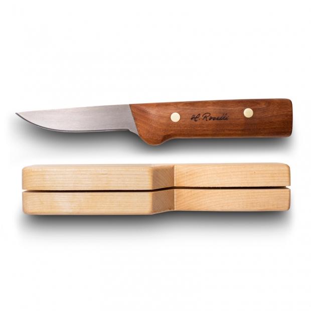 Kuchyňský nůž Roselli Wootz 23,5cm