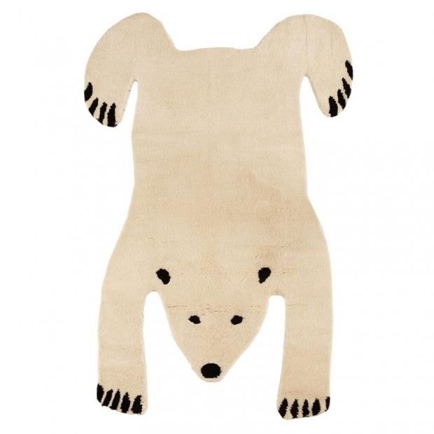 Koberec Polar Bear, luxusná vlna