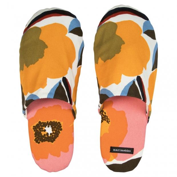 Pantofle Rosarium