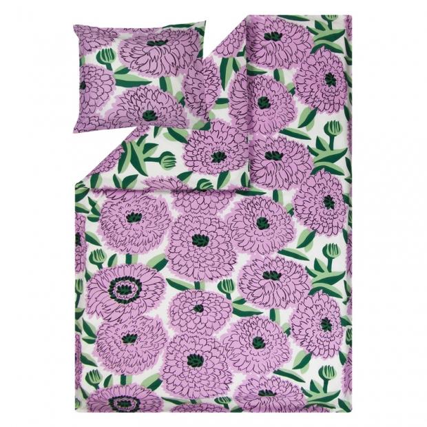 Povlečení Primavera 150x210, fialové