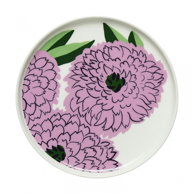 Talíř Oiva Primavera 20cm, fialový