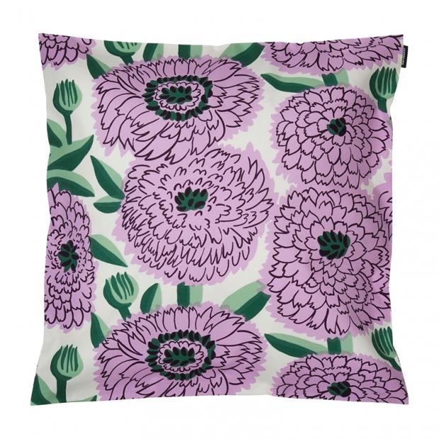 Obliečka na vankúš Pieni Primavera 45x45, fialový