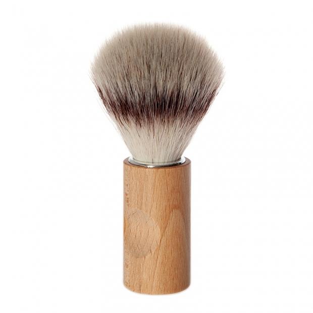 Štětka na holení, silvertip / buk