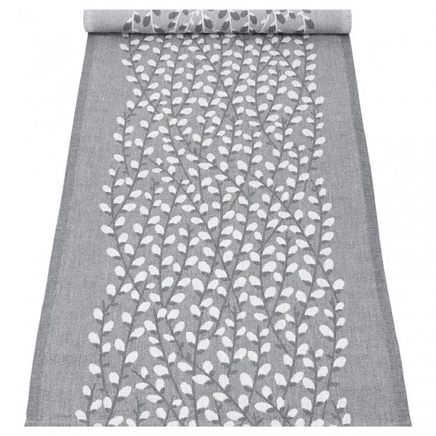 Behúň Varpu 48x150, sivý