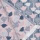 Deka / ubrus Tulppaani 130x240, růžovo-modrá