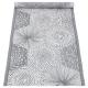 Běhoun Ruut 48x150, šedo-bílý