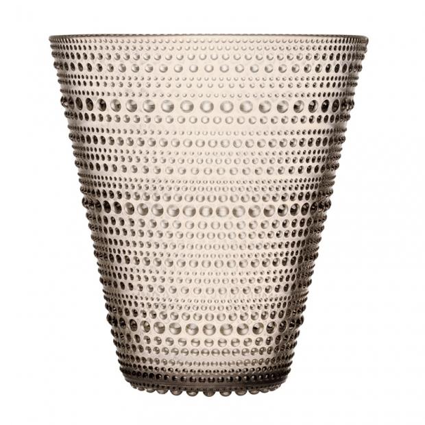 Váza Kastehelmi 154mm, ľanová