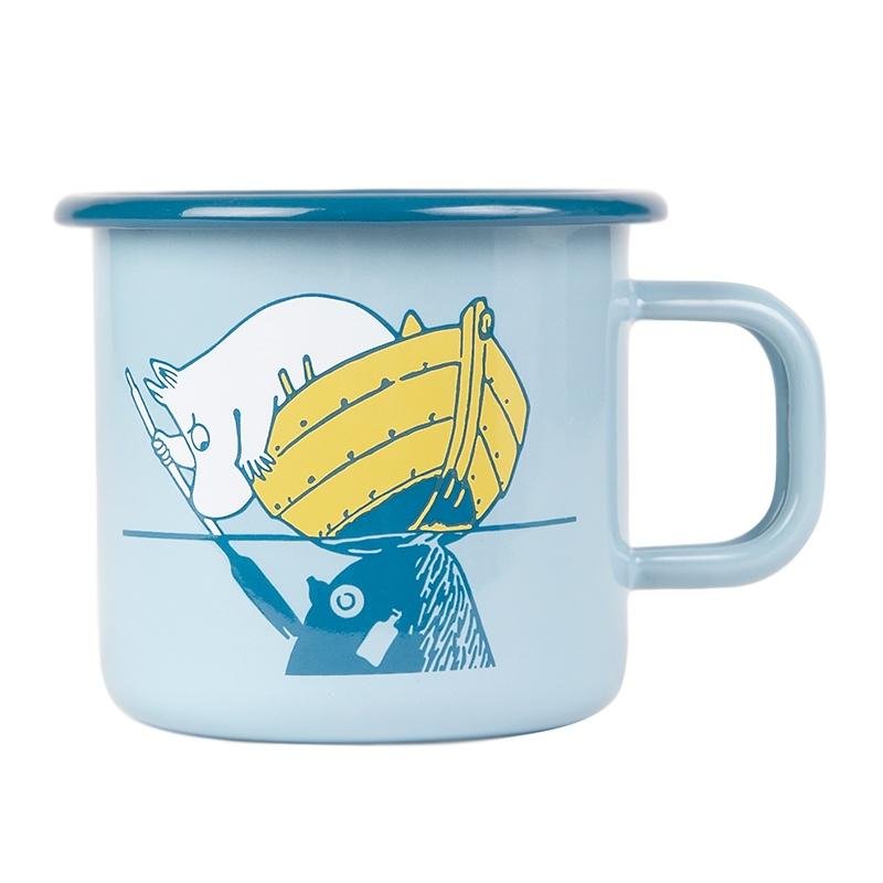 Hrnek Moomin Our sea 0,37l