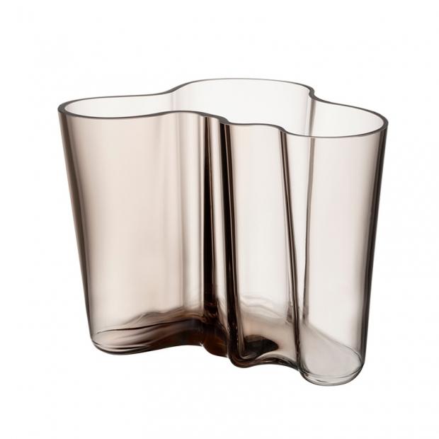 Váza Alvar Aalto 160mm, ľanová